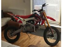 WPB 160cc 2016 Motocross / Off Road Bike