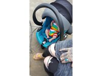 BeSafe International Car Seat from birth. RRP £250