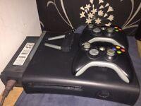 Black Xbox 360
