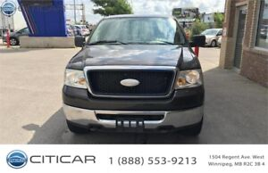 2006 Ford F-150 FX4. SOLD AS TRADED-AS IS! FX4! 4X4! CREW CAB!