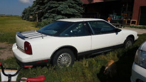 1988 Oldsmobile Cutlass Coupe (2 door)