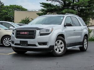 2015 GMC Acadia SLE-2 FWD ** ONE Owner! Purchased, Serviced AND