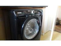 Hoover Washer / Dryer WDYN854DB (Gloss Black)