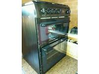 free standing gas hotpoint cooker