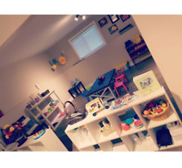 *New*   In home childcare in Quispamsis