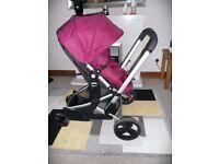 Mothercare Xpedior pram / stroller. with