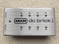 Dunlop MXR DC Brick guitar effects power supply