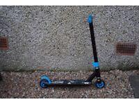 Stunted Stunt Scooter