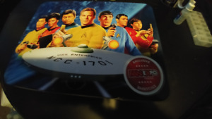 Star Trek Collectible lunchbox - reasonable offers considered