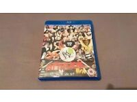WWE Attitude Era Blu Ray DVD in HD