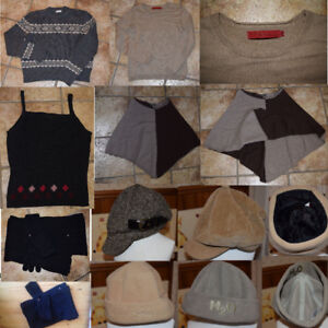 Medium - All for $100 Bags, sweaters, pants, skirts, dress, hats