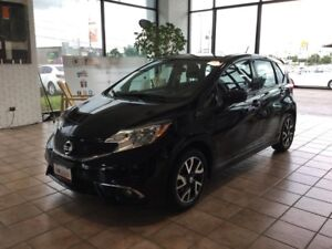 2015 Nissan Versa Note 1.6 SR TRUNK COVER! ORANGE AND BLACK I...