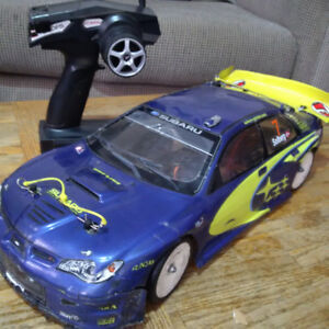 Indoor RC Car + Chassis and many spare parts