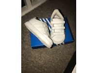 Boys adidas Superstar Shoes