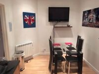 City Centre flat with off street parking