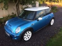 BMW MINI Cooper S - 1.6 Supercharged - Low mileage - Xenon/Leathers