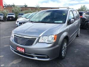 2014 Chrysler Town & Country TOURING**6.5 INCH TOUCHSCREEN**BACK