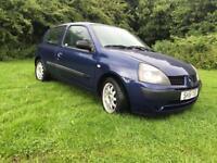 RENAULT CLIO 1.2 (petrol)