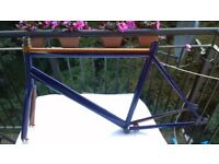 Track Bicycle Frame - single speed/fixie