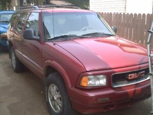 1996 GMC Jimmy SUV, Crossover