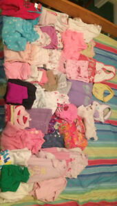 Baby girl clothes size 3-6 months