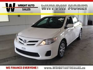 2013 Toyota Corolla LOW MILEAGE|42,662 KMS
