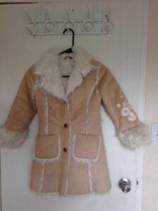 Girls Mexx coat