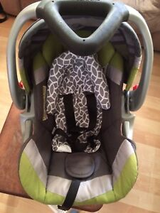 Baby trend travel system like new