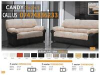 Candy 3+2 sofa suite qF