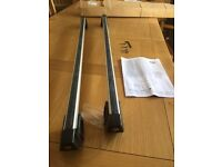 FORD MONDEO ESTATE 2000-2007 ROOF CROSS-BARS - GENUINE FORD PART # F113608