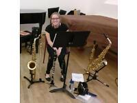 Flute, Clarinet, Saxophone (Sax) & Theory teacher. MMus BMus LRSM DipABRSM - 30, 45 & 60min Lessons