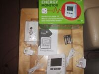 Eaga real Time Electricity Monitor. Brand New with batteries. Helping you Save Energy & Money.
