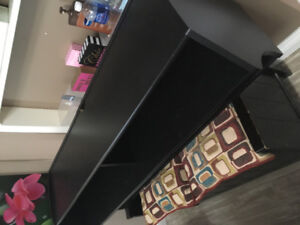 Excellent condition wall mounted tv stand