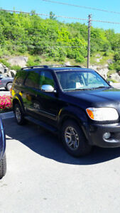 2007 Toyota Sequoia - Limited - V8