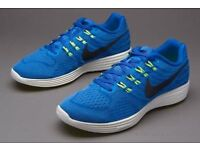 Nike Lunar Tempo 2 (Blue) Size 8 (real 7.5) - Worn a handful of times - don't fit me