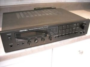 Rotel RX-850 AM/FM Stereo Receiver ...EXCELLENT CONDITION!