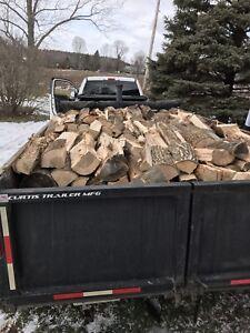 Well Seasoned Firewood
