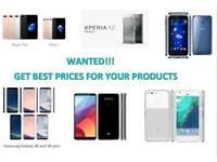 GET CASH: APPLE IPHONE 7 7 PLUS 6S 6S PLUS SE 5S SAMSUNG GALAXY S8 S8 PLUS S6 A5 A3 J5 S7 EDGE PS4