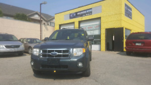 Clean title !! saftied 2008 Ford Escape XLT AWD