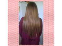 Hair extensions edhinburgh & lothians
