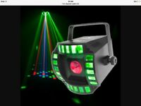 Cubix 2.0 led disco light