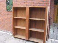 FREE wooden storage unit suitable to garage or large shed