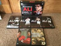 Muhammad Ali 6 DVD collectors box set