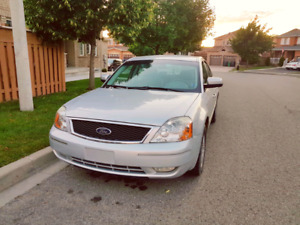 """Ford Five Hundred """"Car only for 2500"""""""