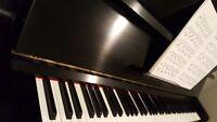 Piano Lessons - East Riverside/Tecumseh area