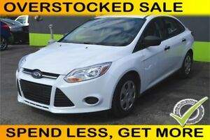 2014 Ford Focus S Sedan, Yours For $44 Week, Quickest Approvals
