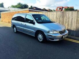 2001 Ford Windstar 3.0 LHD LEFT HAND DRIVE AUTO 5dr UK REG