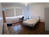 Double Room in Priory Court, Upton Park E6
