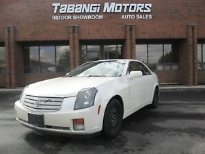 2007 Cadillac CTS LEATHER | SUNROOF | POWER SEATS |