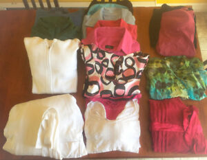 **WOMEN'S LOT OF CLOTHING FOR SALE-SIZE XL**